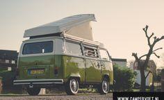 Scover - Volkswagen T2 Authentic campervan