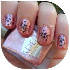 Colaboración Tokedecolor.com Aden 155 Touch Me-->2 Euros Placa Claire's  Kit Stamping Konad (Colaboración Dixnails) Web: http://www.tokedecolor.com/ Facebook: https://www.facebook.com/pages/Tokedecolorcom/105762219473426 Twitter: https://twitter.com/Tokedecolor #tokedecolor #aden #nails #notd #manicure #nailart #polish #heart #konad #nailstamp #stamping #dixnails