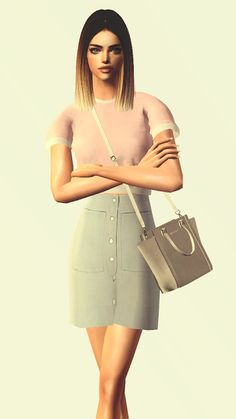 Always Sims: MK Selma Bag - Acc