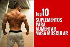 suplementos para aumentar masa muscular