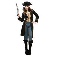 Disfraz de Pirata Fashion Mujer #disfraces #carnaval #novedades2015