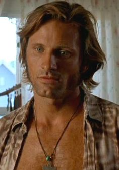 Viggo Mortensen woah, had to repin this one.. too pretty not to..