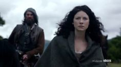 Murtagh and Claire determined to bring Jamie home.  #114