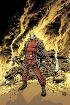 Deadshot by Mike Zeck