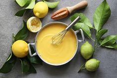 Лимонный курд   Vegetarian.ru