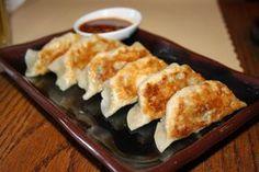 Masakan Jepang Hari ini Gyoza - Resep Gratiss