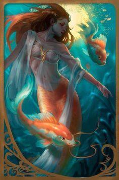 Sirène Mermaid