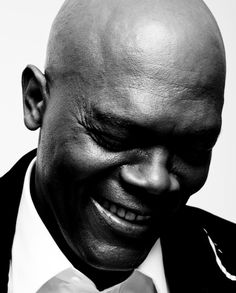 Samuel L. Jackson photographed by Michael Muller.