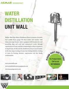 Water Distillation Unit The Outsiders, It Works, The Unit, Water, Products, Gripe Water, Nailed It, Gadget