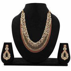 Kundan Necklace Set Image
