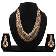 Kundan Necklace Set Image