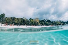 Clear waters and white sand on Fraser Island Sand Island, Fraser Island, Niagara Falls, To Go, Adventure, Water, Outdoor Decor, Travel, Gripe Water