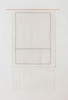 Mohair weaving by Mimi Jung of Brook&Lyn neuboheme:
