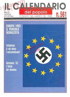 Il Calendario del Popolo n° 561, 1993