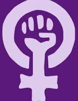 Woman Power Logo (The women's movement often co-opted symbols from the Black Power movement of the to use in order to further the cause of women. This symbol was especially prominent amongst radical feminists and black feminists. Feminist Patch, Feminist Art, Feminist Tattoo, Feminist Theory, Feminist Quotes, Power Logo, Feminist Movement, Intersectional Feminism, Power Girl