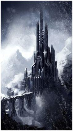 castle vampire anime castles fantasy dark gothic medieval something cool google