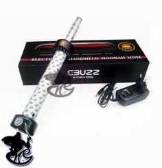 Narguilé eletrônico E-buzz mini hose