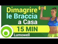 Dimagrire le Braccia - Esercizi per le Braccia da Fare a Casa - YouTube