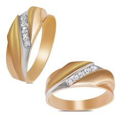 Jet NissoniJewelry presents - .025cttw 10k Yellow Gold Gents Ring    Model Number:GR2100A-Y077    https://jet.com/product/025cttw-10k-Yellow-Gold-Gents-Ring/6994bb2106b34fcfa11af2d838b7a2df