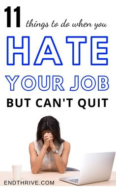Hate your job? Need help to find your Career path? Best career advice & career help tips! What do you do when you dislike your job? If you need a little help with your professional life or some work tips, here's a career advice article to help you. Career Help, Job Career, Career Planning, Career Change, Career Advice, Career Path, Job Help, Career Ideas, Career Success