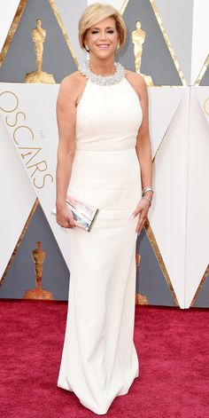 2016 Oscars Red Carpet Photos - Joy Mangano  - from InStyle.com