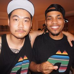 Dumbfoundead (DFD) & Breezy Lovejoy | Note: These two kill it. So freaking good. Solo and as a duo.