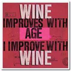 Wine Improvement