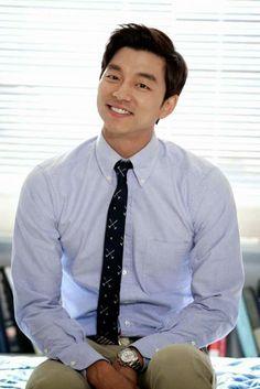 Biodata Gong Yoo