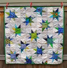 Blue Star Quilt | Flickr - Photo Sharing!