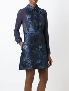 'Camubutterfly' dress