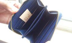 Louis Vuitton Monogram Vernis Zippy Coin Purse m90029.inner shoot. $110+FREE shipping+online-payment