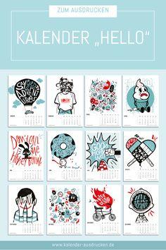 Die 30+ besten Bilder zu Kalender in 2020 | kalender, haushaltsplaner,  wochen planer