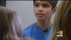 """Va. boy creates video to give people a look at autism through his eyes 