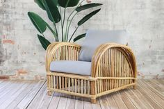 Beaufort Armchair | Naturally Cane Rattan and Wicker Furniture