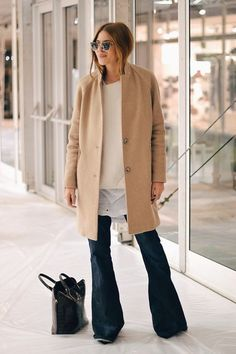 Amazing camel coat