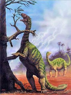 Dinosaurs of Thailand