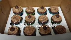 Chocolate Kiss Cupcakes
