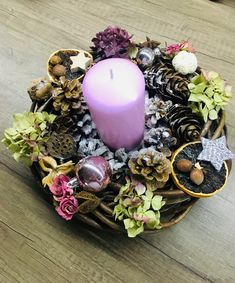 Natur style Christmas Christmas Decorations, Table Decorations, Tea Lights, Candles, Home Decor, Style, Swag, Decoration Home, Room Decor