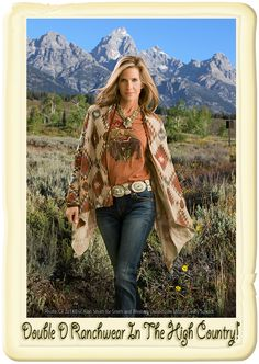 Double D Ranch Clothing from Smith and Western