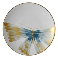 Hand-painted French Limoges Porcelain by Marie Daage ~ Collection: Belle de Nuit