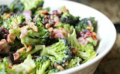 Broccoli Salad - Top 8 Allergen Free!