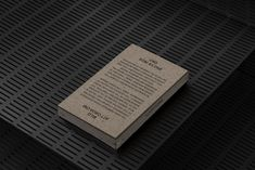 Ord-Bild Notebooks » Lundgren+Lindqvist