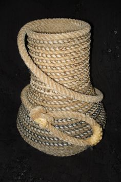 Lariat Rope Basket