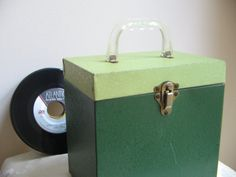 plans for a record case