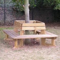 RPF9 Tree Bench