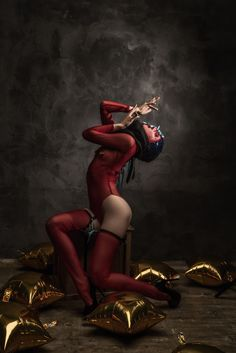 Pierrot Leotard Dark Beauty, Beauty Photography, Leotards, Spring Summer Fashion, Wonder Woman, Superhero, Fictional Characters, Collection, Women