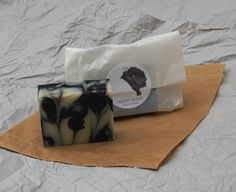 bamboo charcoal hand made soap