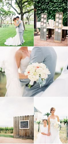 Everything about this wedding is perfect. So much to love.