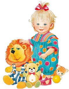 Láminas Infantiles y para Adolescentes (pág. 86) | Aprender manualidades es facilisimo.com. Puedes ver mucho más sobre familia y bebes en www.solerplanet.com