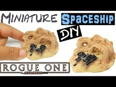 Learn how to make this miniature crashed tie fighter environment with polymer clay. I used a desert-type inspiration for this piece, but I also love the Star. Polymer Clay Disney, Rogue One Star Wars, Clay Tutorials, Free Tutorials, Craft Websites, Star Wars Crafts, Tie Fighter, Dc Movies, Porcelain Clay